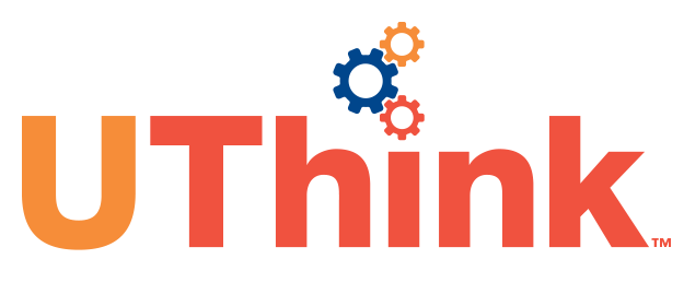 UThink logo, online reading endorsement program