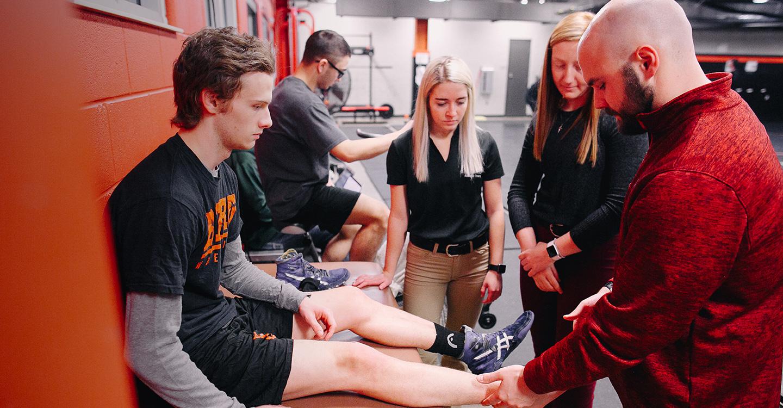 Athletic training pratice